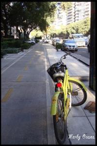 Bicicletas que presta el Gobierno de la Ciudad de Buenos Aires